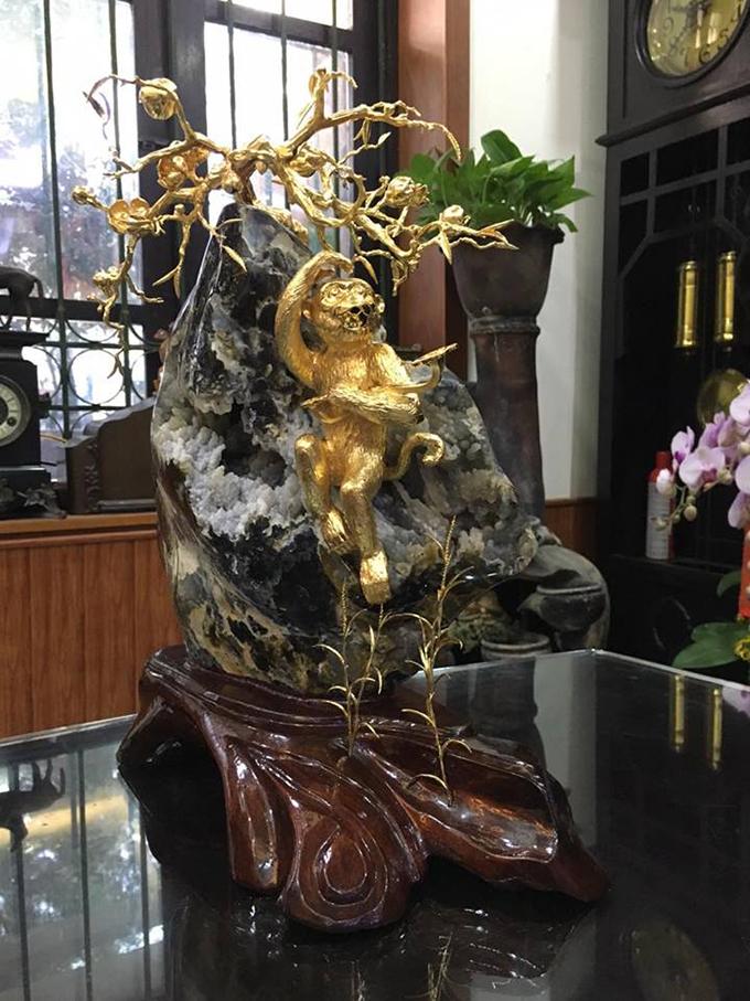 Khỉ vàng núi đá độc đẹp giá ưu đãi nhất tại hà nội